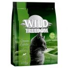 Wild Freedom Adult Green Lands, agneau pour chat