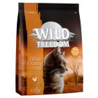 Wild Freedom Adult Wide Country com aves