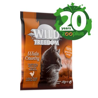 Wild Freedom Adult Wide Country 3 x 50 g - Edición de aniversario