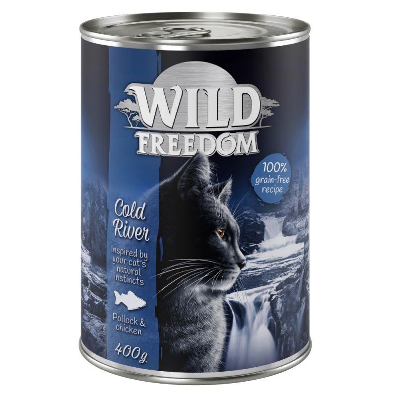 Wild Freedom Adult 6 x 400 g