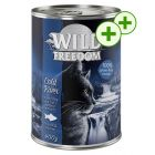 Wild Freedom Adult 24 x 400 g : points bonus doublés