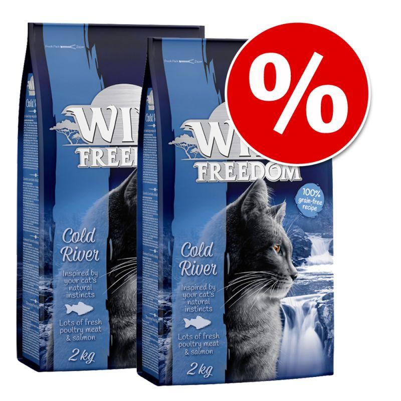 Wild Freedom -säästöpakkaus 3 x 2 kg