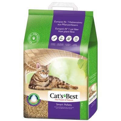 Żwirek Cat's Best Smart Pellets