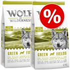 Wolf of Wilderness 2 x 12 kg - Pack Ahorro
