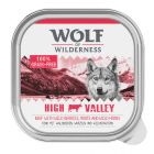 Wolf of Wilderness Adult 6 x 300 g pour chien