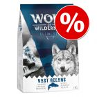Wolf of Wilderness Elements 1 kg ¡a precio especial!