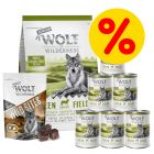 Wolf of Wilderness Senior Futterpaket