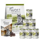 Wolf of Wilderness Senior Probierpaket