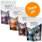 Wolf of Wilderness Wild Bites Snack - Pack de experimentação