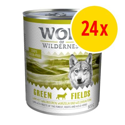 Wolf of Wilderness Adult Multibuy 24 x 800g