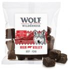 Wolf of Wilderness bocaditos de carne 180 g