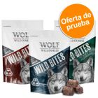 Wolf of Wilderness bocaditos de carne - Pack de prueba