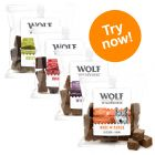 Wolf of Wilderness Dog Snacks Mixed Trial Pack