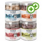 Wolf of Wilderness Freeze-dried Premium Dog Snacks Saver Pack - Double Points!*