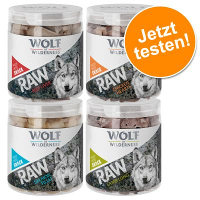 Wolf of Wilderness - Gefriergetrockneter Snack-Mix