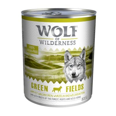 Wolf of Wilderness - Gemengd Pakket