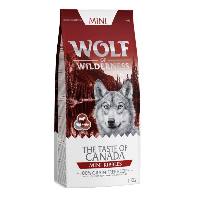 "Wolf of Wilderness - mini kroketky (""The Taste Of Canada"")"