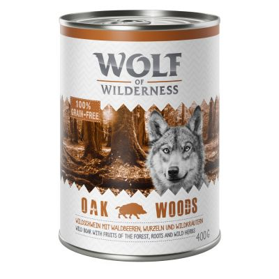Wolf of Wilderness Mixed Pack