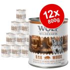 Wolf of Wilderness Saver Pack 12 x 800g