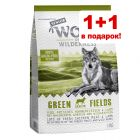 1 + 1 кг в подарок! Wolf of Wilderness Senior