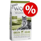 Wolf of Wilderness Senior Green Fields, jagnięcina w super cenie!