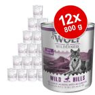 Wolf of Wilderness Senior 12 x 800 g