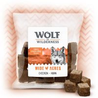 Wolf of Wilderness Snack - Bocconi 180 g