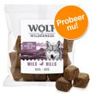 Wolf of Wilderness Snacks - Wolfshapjes 4 x 180 g