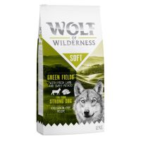 "Wolf of Wilderness Soft ""Green Fields"" - Lamb"