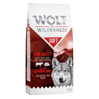 "Wolf of Wilderness Soft ""High Valley"" - Beef"