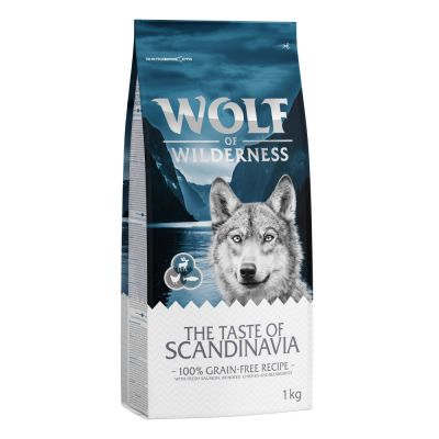 Wolf of Wilderness The Taste Of Scandinavia