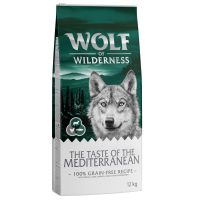 Wolf of Wilderness The Taste Of The Mediterranean