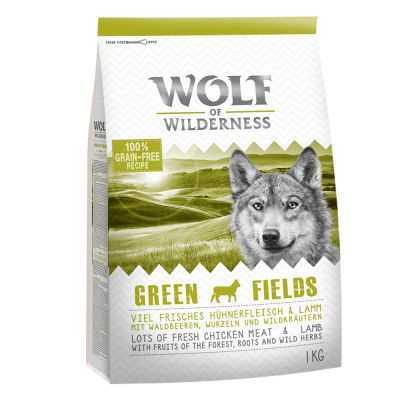 Wolf of Wilderness Trial Pack Dry + Wet Food