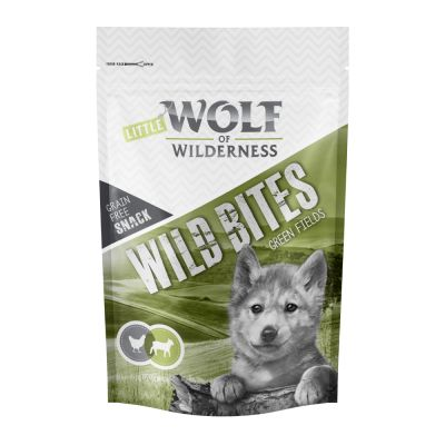 Wolf of Wilderness Wild Bites - Pack de prueba