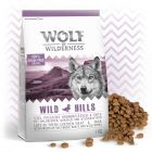 Wolf of Wilderness Wild Hills со вкусом утки