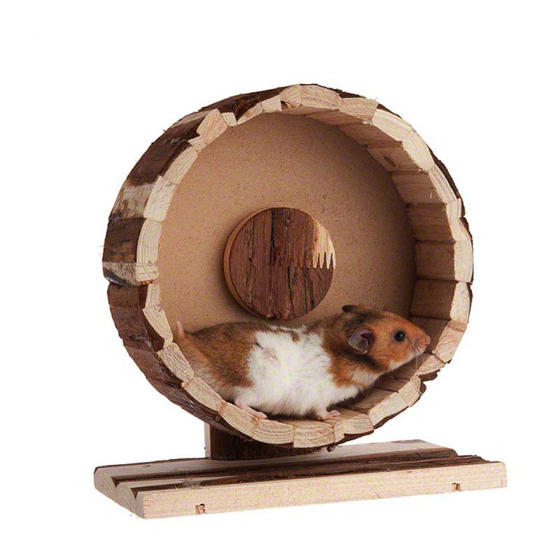 Wooden Exercise Wheel Speedy