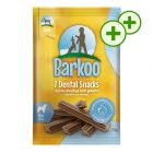 2x zooPlusPisteitä: Barkoo Dental Snacks 112 kpl