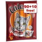 90 x Catessy Sticks + 10 Extra Sticks Free!*