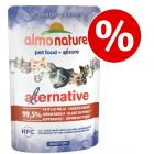 6 x 55 g / 70 g Almo Nature HFC Alternative zum Sonderpreis