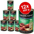 12 x 400 g Animonda GranCarno Original