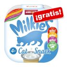4 x 15 g Animonda Milkies Selection ¡gratis!