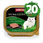 96 x 100g Animonda vom Feinsten Birthday Edition Mixed Pack – 80 + 16 Free!*