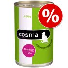 12 x 400g Cosma Original & Thai Wet Cat Food -  Special Price!*
