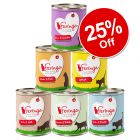 6 x 800g Feringa Menu Duo Mixed Packs - 25% Off!*