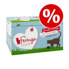 12 x 85g Feringa Pouches Wet Cat Food - Special Price!*
