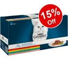 120 x 85g Gourmet Perle Pouches Mixed Pack - 15% Off!*
