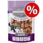 2 x 100g Greenwoods Nuggets Dog Treats - Special Price!*
