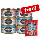 24 x 70g Greenwoods Wet Cat Food + Catessy Salmon & Trout Sticks Free!*