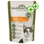 24 x 85g Harringtons Complete Adult Cat – Chicken in Gravy - Triple Points!*