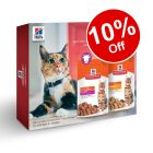 4 x 85g Hill's Science Plan Wet Cat Food Trial Packs - 10% Off!*